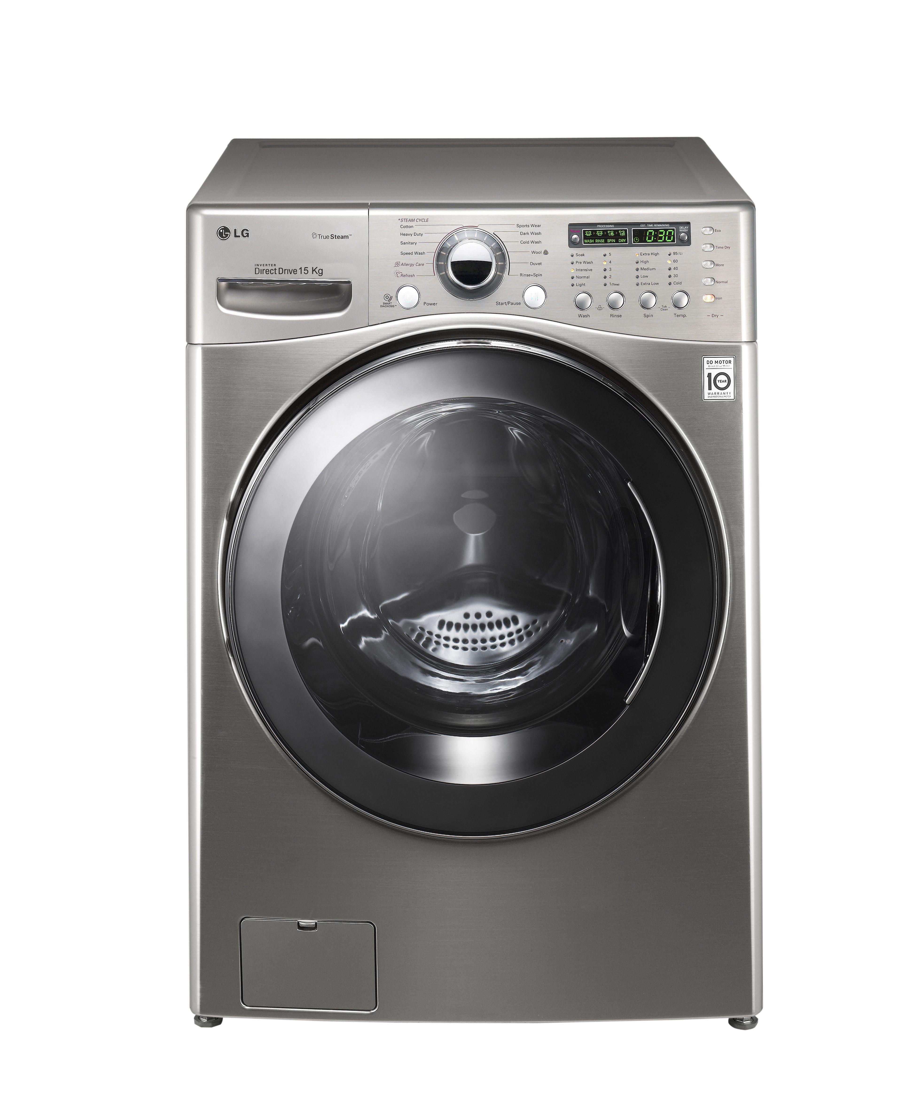programmi per lavatrice lg
