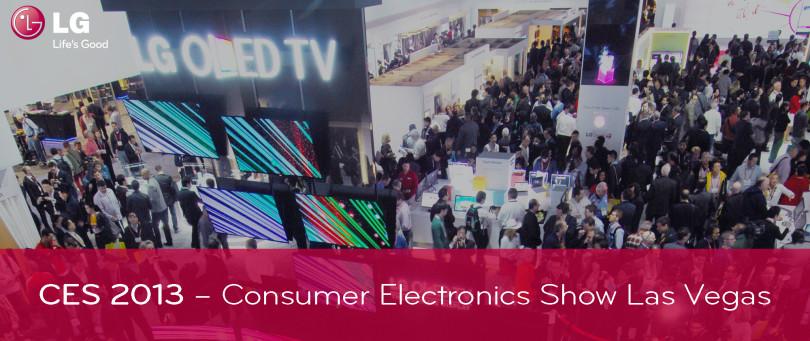 CES 2013 – Consumer Electronics Show Las Vegas