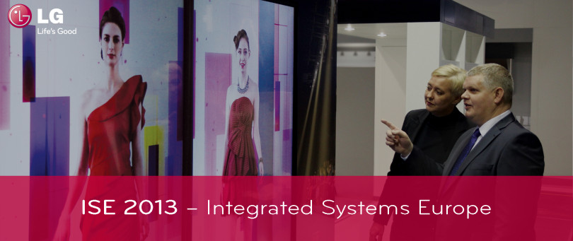 ISE 2013 – Integrated Systems Europe