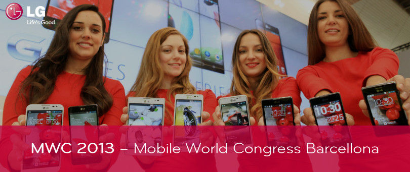 MWC 2013 – Mobile World Congress Barcellona