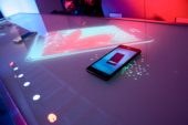 "LG MOBILE COMMUNICATION CELEBRA ""THE ART OF INNOVATION""  ALLA DESIGN WEEK DI MILANO"