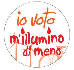 LG VOTA M'ILLUMINO DI MENO
