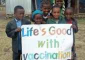 LG CON L'ISTITUTO INTERNAZIONALE VACCINAZIONI – IVI PER LA CAMPAGNA DI IMMUNIZZAZIONE IN AFRICA