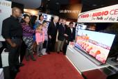 CRESCE LA LINE-UP TV UHD DI LG: DISPONIBILI IN TUTTO IL MONDO DUE NUOVI MODELLI DA 55'' E 65''