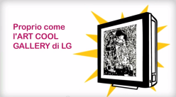 THE AMAZING LG ART COOL GALLERY!