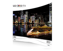 LG È LA PRIMA AZIENDA A INTRODURRE  LA TECNOLOGIA OLED IN ITALIA:  IN ARRIVO A OTTOBRE IL TV OLED CURVO DA 55″