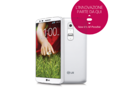 ARRIVA IN ITALIA LG G2: L'INNOVAZIONE PARTE DA QUI