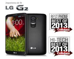 UN ALTRO PREMIO PER LG G2: BEST PHONE 2013