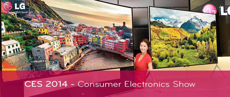 CES 2014 – Consumer Electronics Show