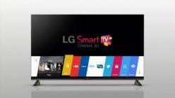 AL CES 2014 LG PRESENTA LA NUOVA PIATTAFORMA WEBOS PER SMART TV