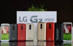"""ECCO G2 MINI, IL PRIMO SMARTPHONE """"COMPATTO"""" DI LG"""