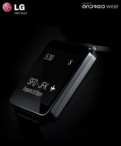 LG ANNUNCIA LG G WATCH POWERED BY ANDROID WEAR, SVILUPPATO IN STRETTA COLLABORAZIONE CON GOOGLE