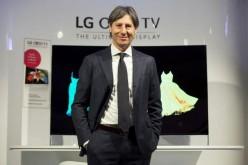 PAOLO SANDRI CONSUMER ELECTRONICS HE DIRECTOR DI LG ELECTRONICS ITALIA