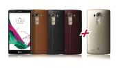 LG G4 IN VENDITA IN ITALIA: DOPPIA COVER PER CHI ACQUISTA LE VERSIONI IN PELLE