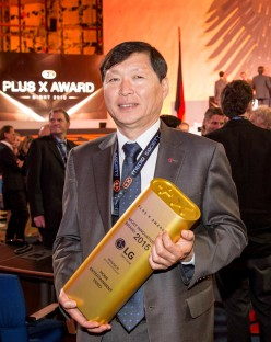 "LG ELECTRONICS NOMINATA ""MOST INNOVATIVE BRAND OF THE YEAR"" AI PLUS X AWARDS"