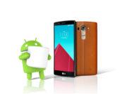 LG G4 È IL PRIMO SMARTPHONE A RICEVERE L'AGGIORNAMENTO AD ANDROID 6.0 MARSHMALLOW