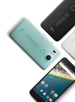 NEXUS 5X DISPONIBILE DA OGGI