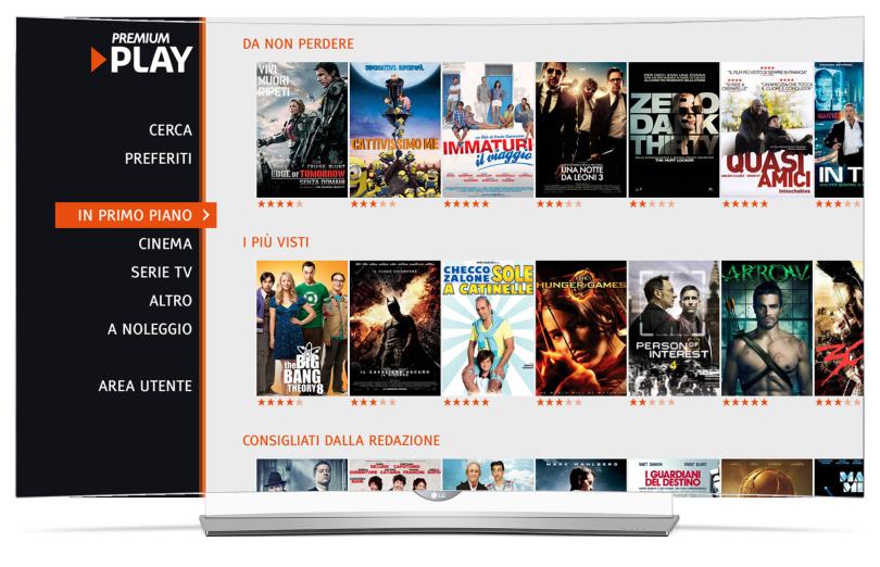 Tv oled lg il blog di lg italia for Premium play smart tv