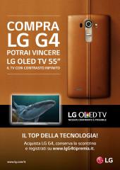 VINCI UN TV OLED LG CON LG G4