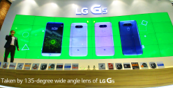 LG G5 & FRIENDS WIN AT MOBILE WORLD CONGRESS