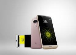 LG PRESENTA G5,  IL SUO PRIMO SMARTPHONE MODULARE