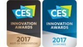 LG VIENE PREMIATA CON VENTUNO CES 2017 INNOVATION AWARDS