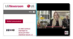 LG G6 OFFRE IL MASSIMO DELLA COMODITÀ E DELLA PRODUTTIVITÀ GRAZIE AL DISPLAY FULLVISION