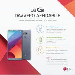 LG G6: SOLIDO E DAVVERO AFFIDABILE!