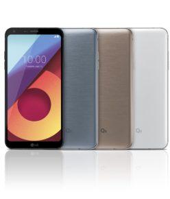 LG Q6, DISPLAY FULLVISION PER TUTTI