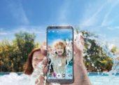 LG G6, LO SMARTPHONE FORMATO VACANZA