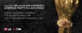 LG REGALA I REPACK PARTY DI  FEDEZ & J-AX