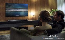 GLI LG TV 2019 OFFRONO UNA NUOVA USER EXPERIENCE GRAZIE A THINQ AI E AL PROCESSORE ALPHA