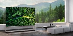 LG ANNUNCIA L'INIZIO DELLE VENDITE IN COREA DEL SUD DEL PRIMO TV OLED 8K AL MONDO