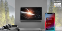 LG TV 2019 AI THINQ: APPLE AIRPLAY 2 E HOMEKIT DISPONIBILI A PARTIRE DAL 25 LUGLIO