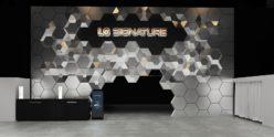 LG SIGNATURE IN COLLABORAZIONE CON LO STUDIO FUKSAS PER IFA 2019 E NON SOLO
