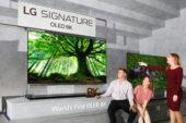 LG ANNUNCIA IL LANCIO GLOBALE DEI PRIMI TV OLED E NANOCELL 8K