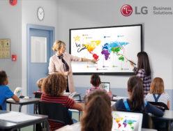 LG PRESENTA LE NOVITÀ DELLA LINEA TOUCH  IDEALI PER MEETING ROOM E AMBITO EDUCATIONAL