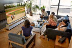 CES 2020: LA GAMMA TV 2020 RIVOLUZIONA  IL CONCETTO DI HOME CINEMA, SPORT E GAMING