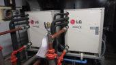 LG climatizza la Torre Cepsa di Madrid con i suoi sistemi MULTI V Water