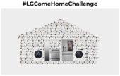 """LG LANCIA LA CAMPAGNA """"COME HOME CHALLENGE"""""""