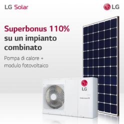 LG SOLAR PRESENTA IL WEBINAR GRATUITO DEDICATO AL SUPERBONUS