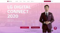 LG PRESENTA DIGITAL CONNECT 2020: LO SHOWROOM VIRTUALE DI LG PER SCOPRIRE LE ULTIME NOVITÀ DEL DIGITAL SIGNAGE
