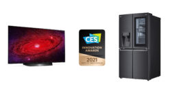 LG PREMIATA CON I CES 2021 INNOVATION AWARDS