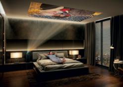 Il cinema a casa con i  proiettori della serie LG CineBeam